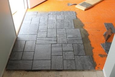 Arvada Remodeling tile installation